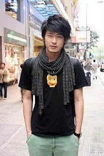 Model Gaya Rambut Anak Muda Korea