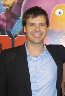 Phil Johnston. Director of Ralph Breaks the Internet