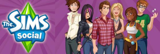 The Sims Social sur Facebook