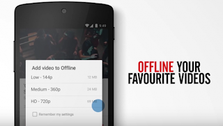 كيفية مشاهدة الفيديوهات اليوتيوب بدون انترنت