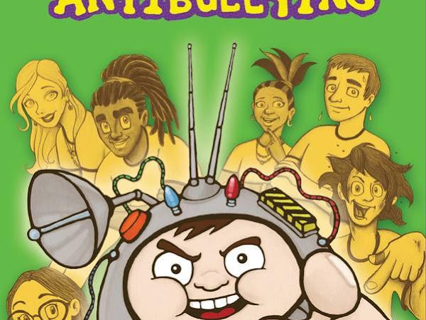 Coleção Turma da Página Pirata: A Máquina Anti-Bullying, Marcelo Amaral e Vermelho Marinho