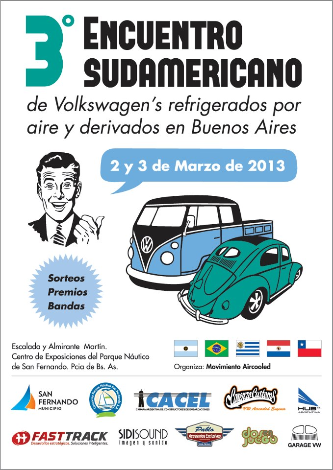 3er Encuentro Sudamericano