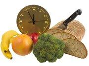 horario comida bebe