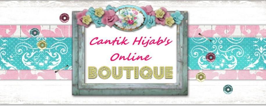 Cantik Hijab's Online Boutique