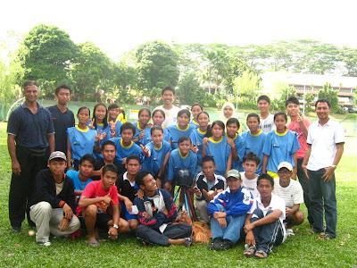 Pasukan sofbol Sibu pada tahun 2007 semasa di Kejohanan Sofbol MSS Sarawak di Kuching