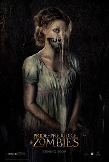 Film Pride and Prejudice and Zombies 2016 Bluray 720p Subtitle Indonesia