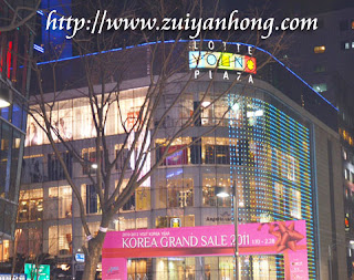 lotte Young Plaza