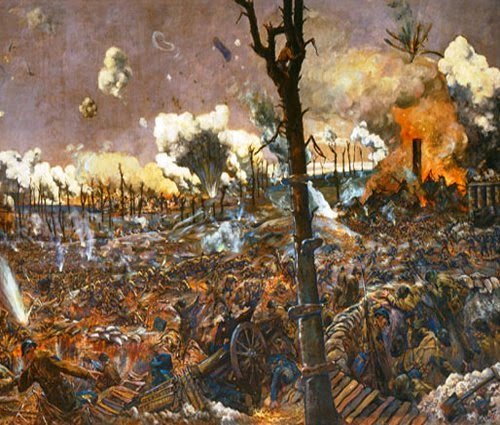 World War I (WWI) Battle Reports & Scenarios