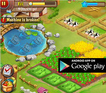 Android Game of the Week - Farm Factory