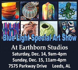 Blue Light Special Art Show
