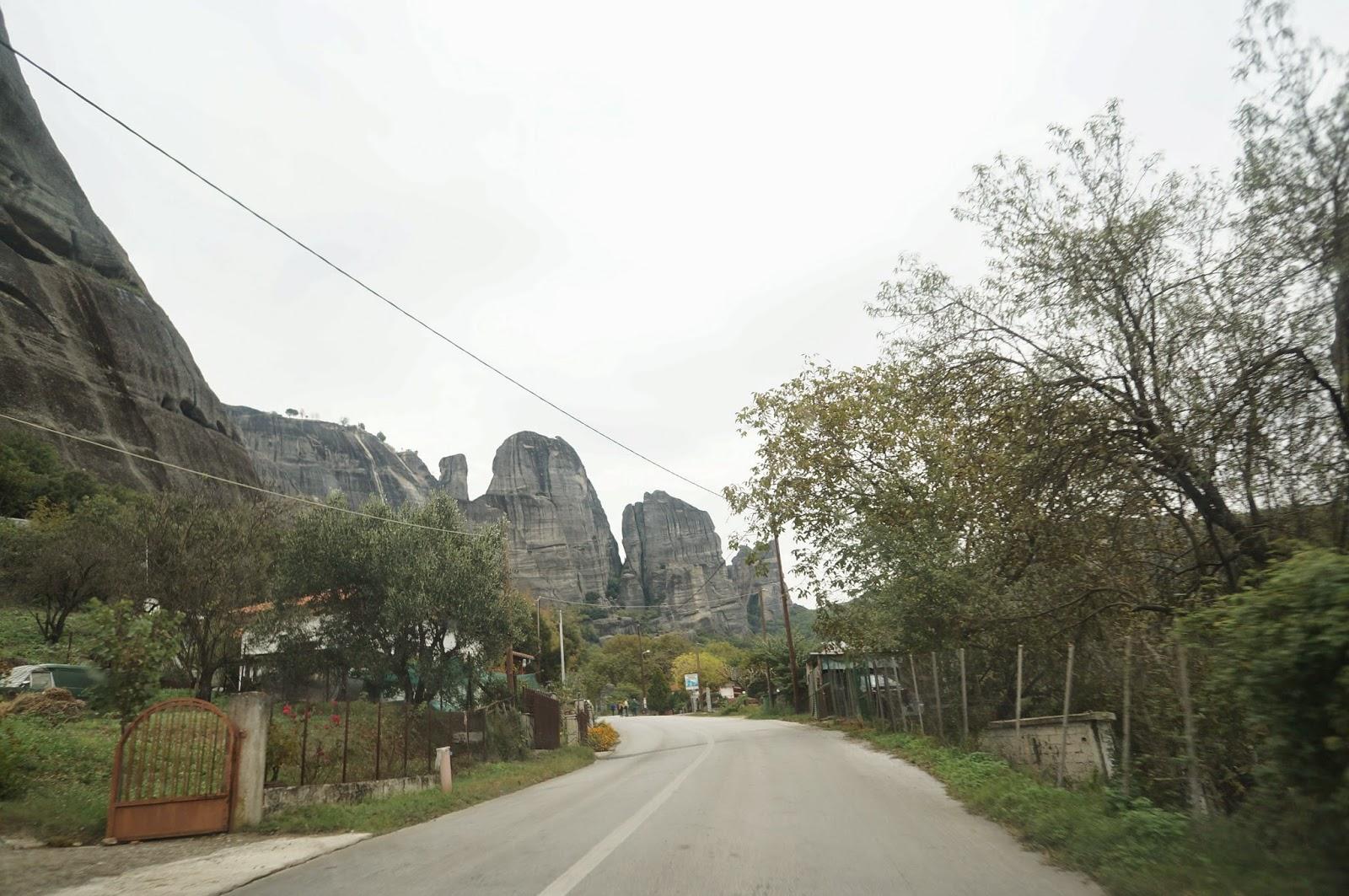 Meteora-Kalampaka