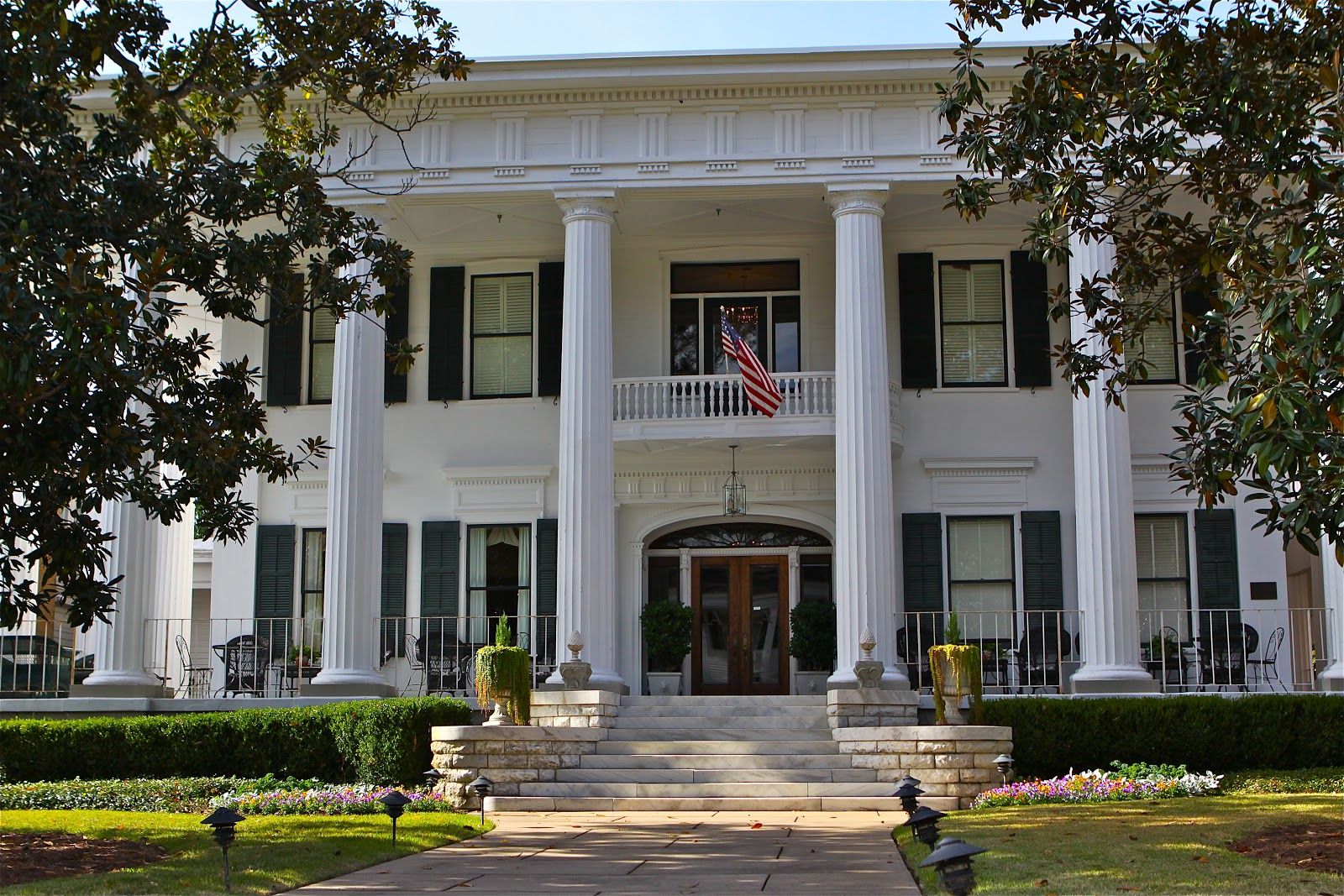 Sweet southern days historic places in macon georgia for Home builders in macon ga