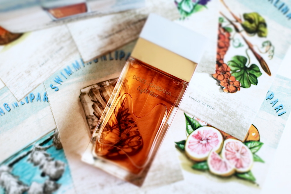 dolce gabbana sunset in salina parfum femme avis test