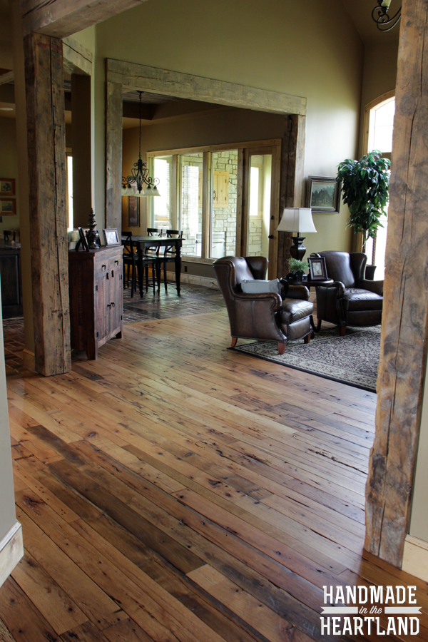 Show Me Your Space Rustic Custom Home Handmade In The