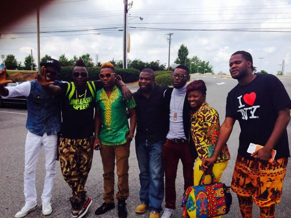 Liberia Music, Tmz Radio