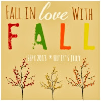 Fall In Love With Fall Series - full of great Fall projects & recipes on Hi! It's Jilly. #fall #series