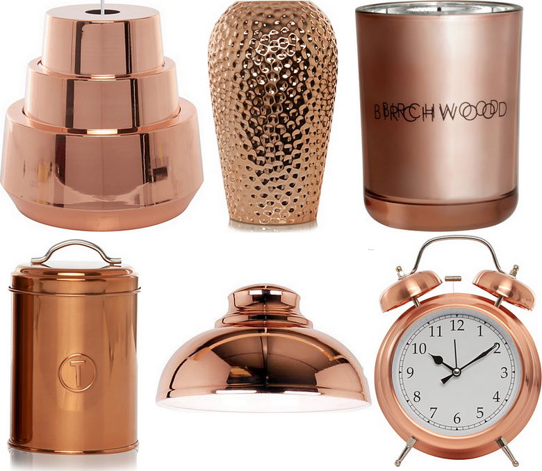 Rose Gold Copper: 1000+ Images About TOUCH OF COPPER & ROSE On Pinterest