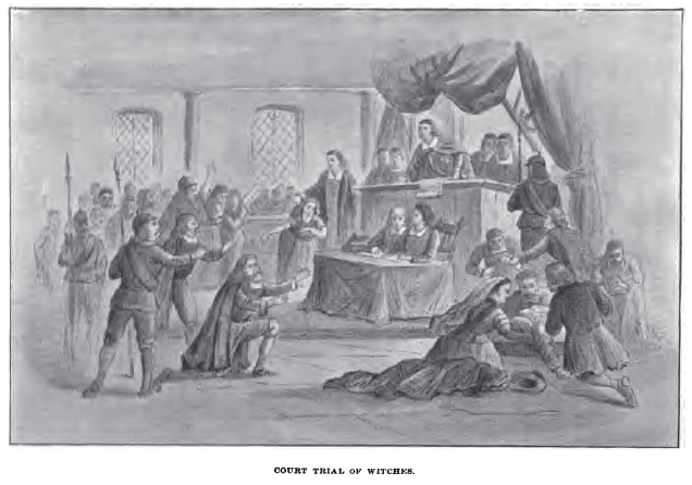 witch trials vs present day The salem witch trials of 1692 are one of the this class examines the trials themselves and the various ways in which people down to the present day have.