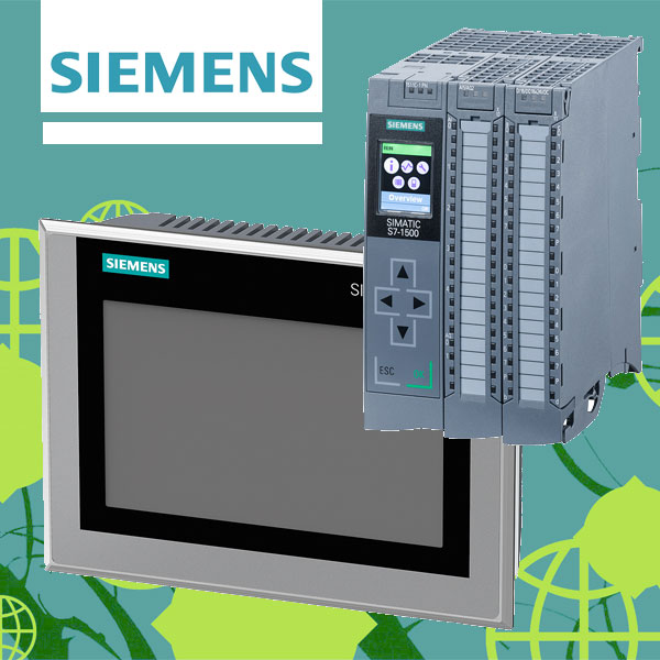 new tech siemens simatic s7 1500 starter kit plc hmi. Black Bedroom Furniture Sets. Home Design Ideas