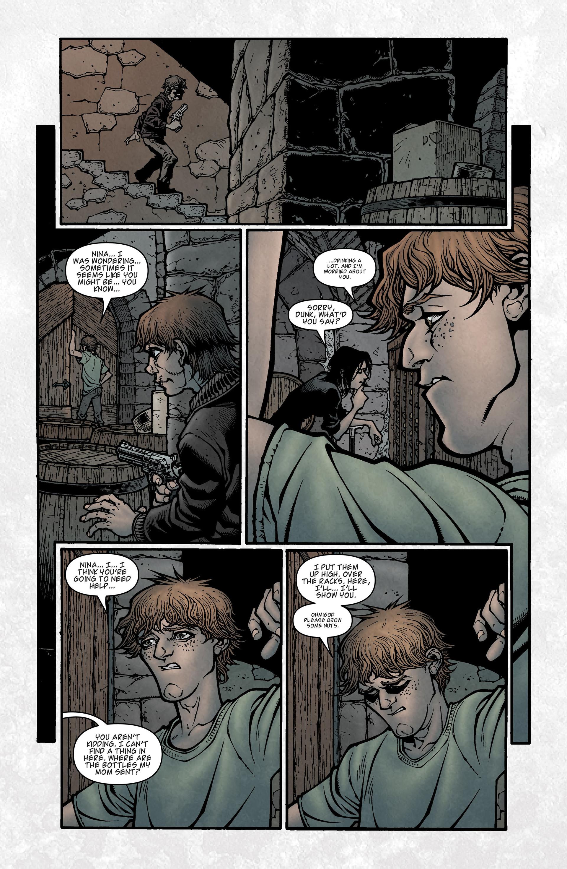 Locke & Key (2008) Issue #5 #5 - English 19