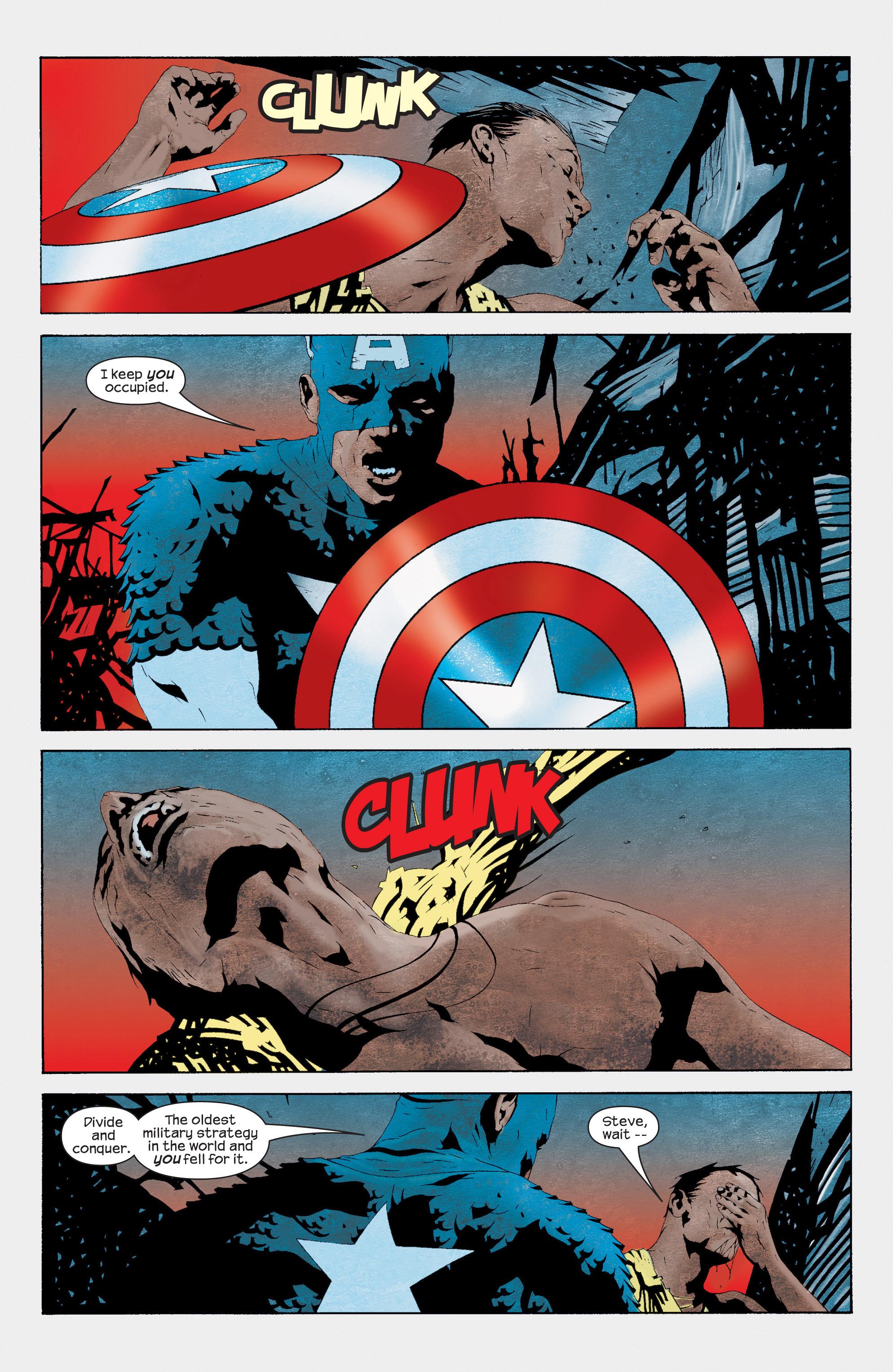 Captain America (2002) Issue #11 #12 - English 15