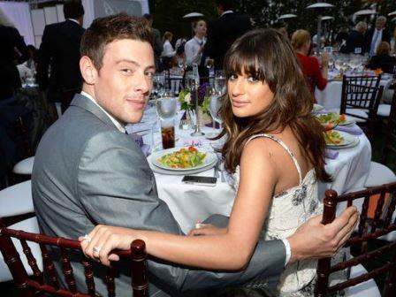 Lea Michele Asks For Privacy On Death Of Cory Monteith