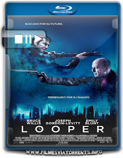 Looper Assassinos do Futuro Torrent - BluRay
