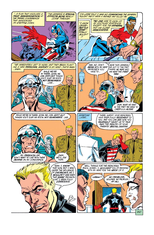 Captain America (1968) Issue #382 #315 - English 24