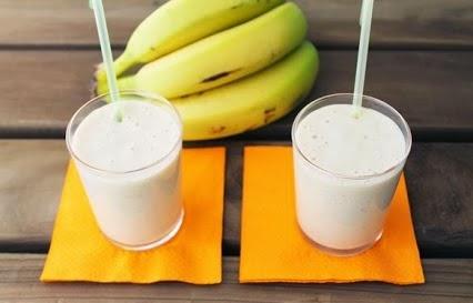 Resep dan Cara Membuat Banana Milkshake