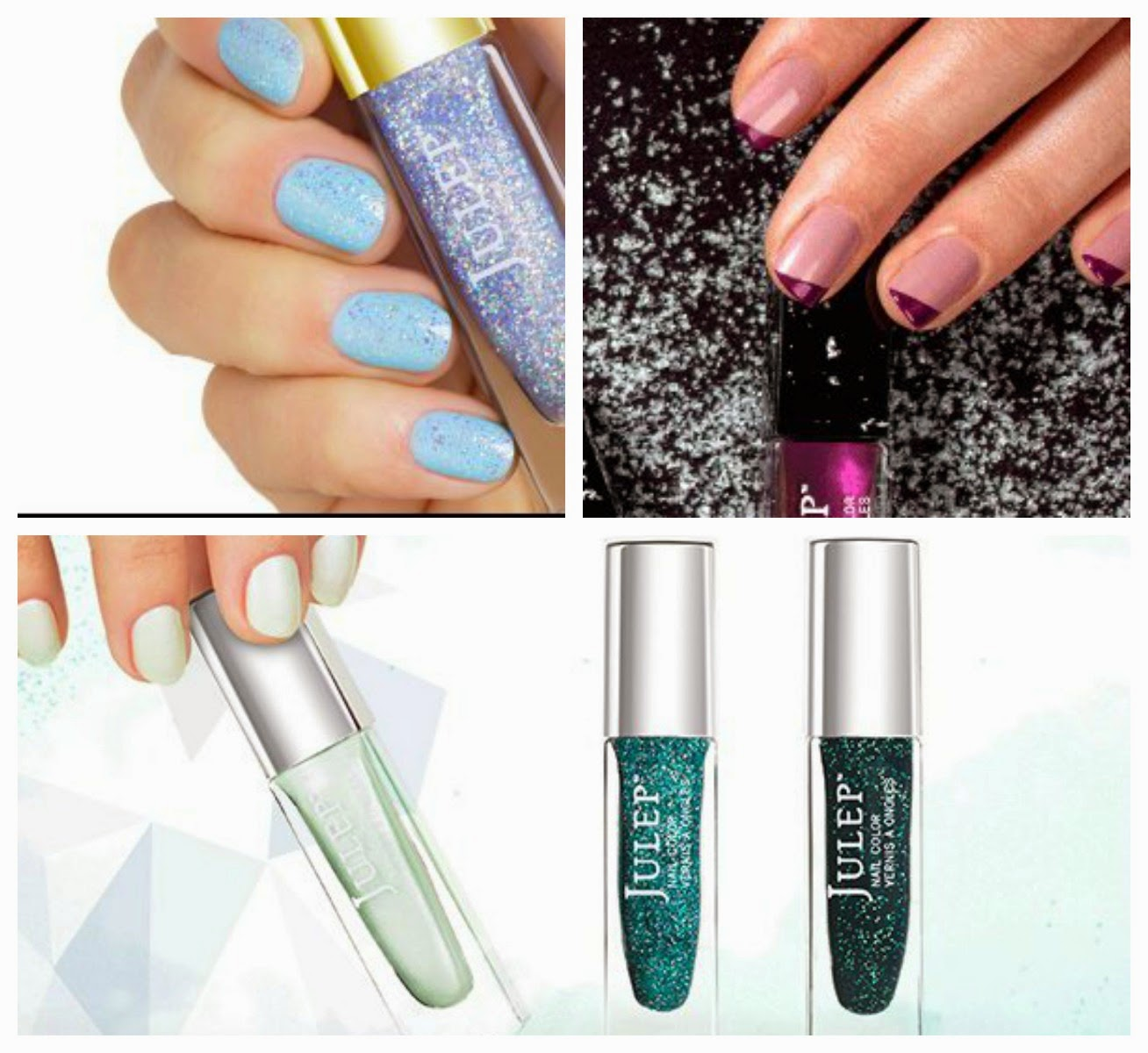 18 Nail Polishes For Christmas and New Year Parties