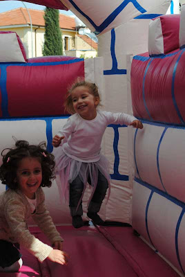 Fairy Birthday Bouncy Castle
