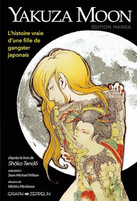 Yakusa Moon editions Graph Zeppelin