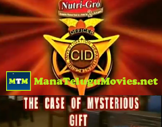 The Case of Mysterious Gift: -CID – 28th July