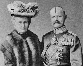 Prinz Arnulf von Bayern- Prinzessin  Therese von und zu Liechtenstein
