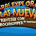 ¡Guía para la travesía con Rockhopper!