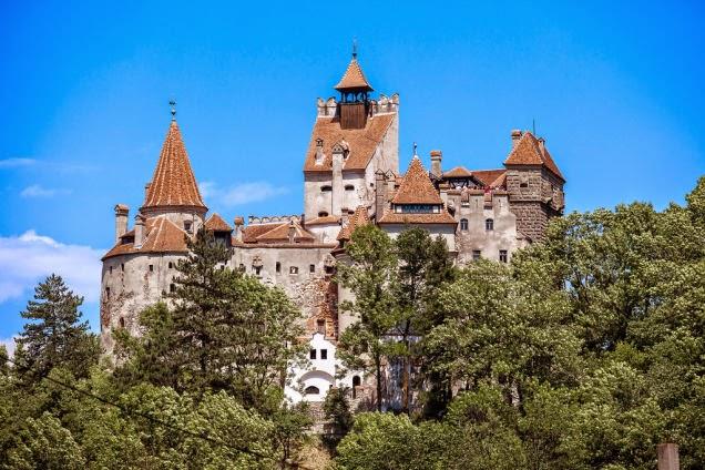 Замък Румъния