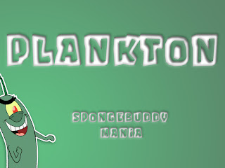 Plankton Wallpaper