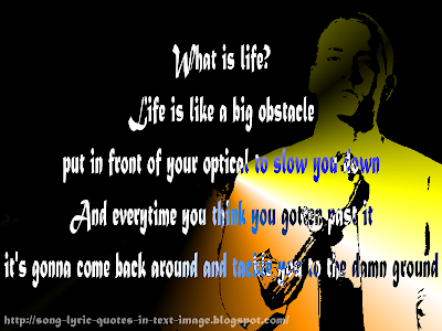 If I Had... - Eminem Song Lyric Quote in Text Image