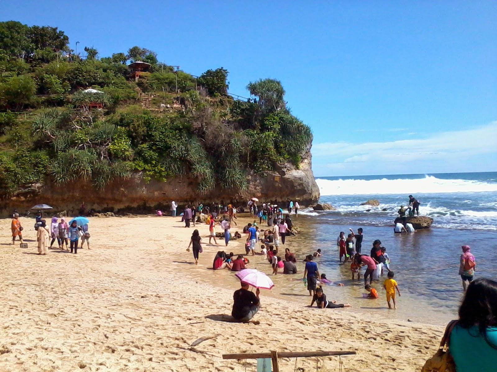 Indrayanti Beach - Yogyakarta