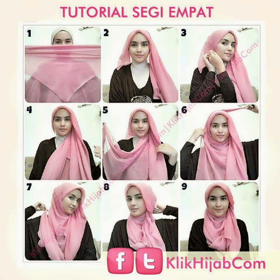 30 Kumpulan Tutorial Hijab Pesta Download Paling Fenomenal