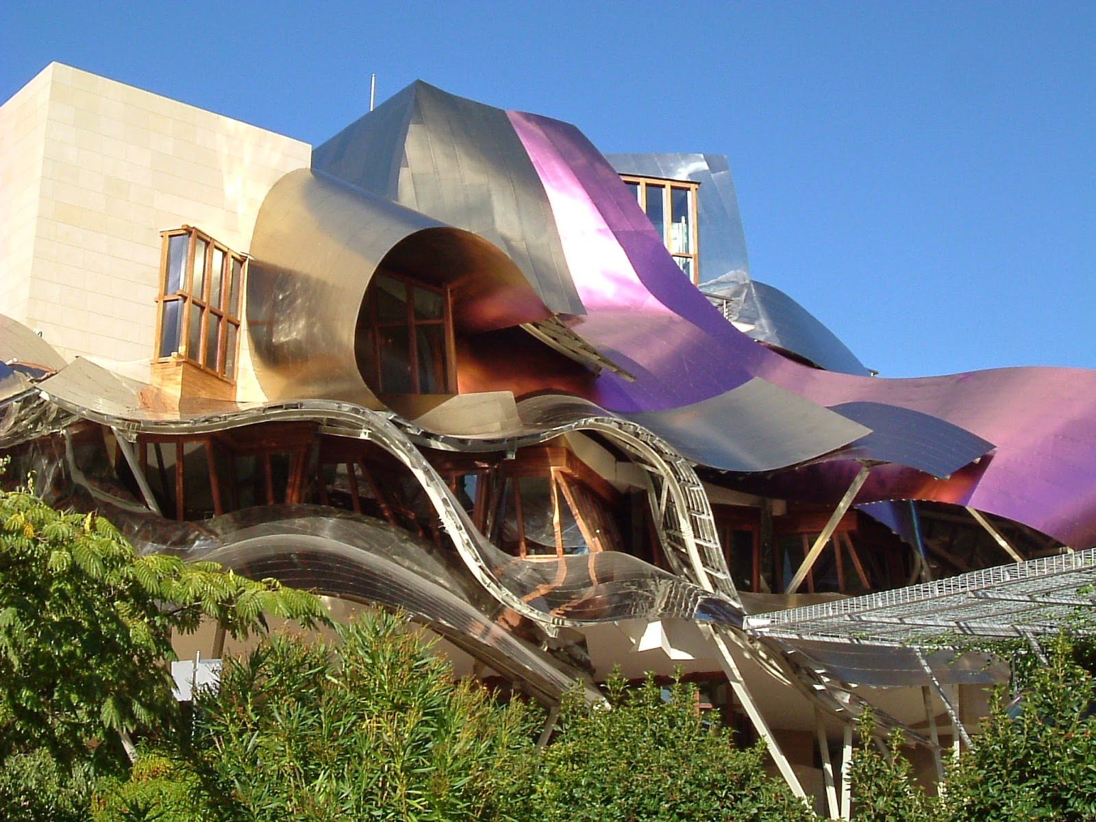 Architecture And Wine The Top Wineries In Rioja Taste Rioja