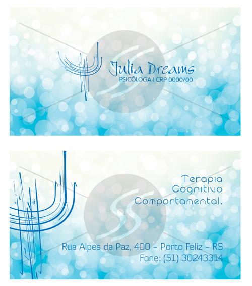 M1783 graficas cartoes de visita - Cartões de Visita para Psicólogos