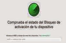 Apple presentó una función de iCloud que permite comprobar el estado del Bloqueo de Activación de un iPhone