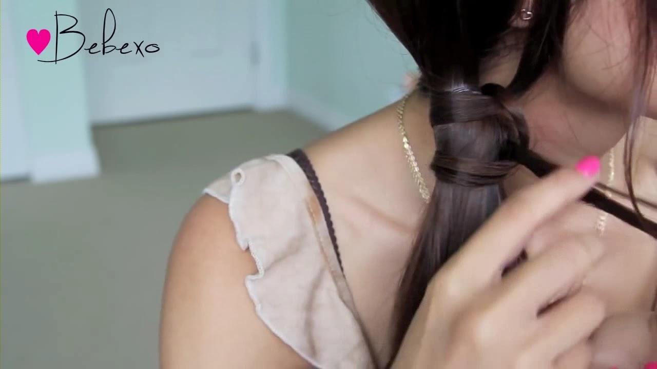 Cara Menata Rambut Sebahu Panjang: Membuat Kepang Rambut Ala Wanita