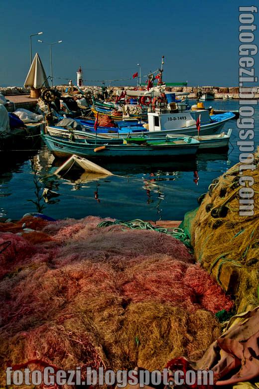 Altınoluk Balıkçı Limanı