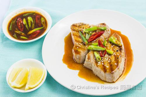 是拉差吞拿魚扒 Sriracha Tuna Steaks02