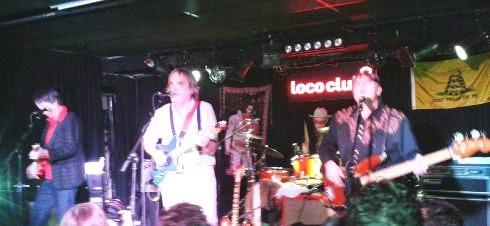 A lomos de los LONG RYDERS (El Loco, 5-12-14, Valencia) 3