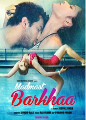 Madmast Barkhaa (2015) Hindi DVDRip 700MB