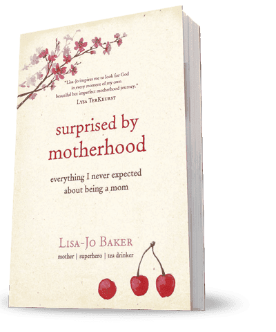 http://lisajobaker.com/surprised-by-motherhood/