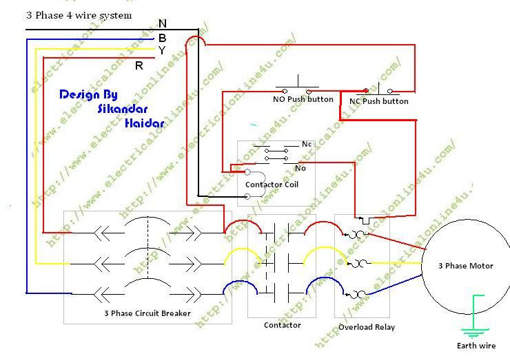 3 Phase Motor Wiring on baldor wiring diagrams